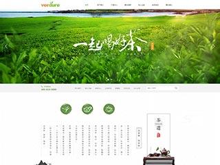 品业智慧建站tea-1136420-9889